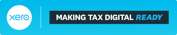 Making Tax Digital Xero